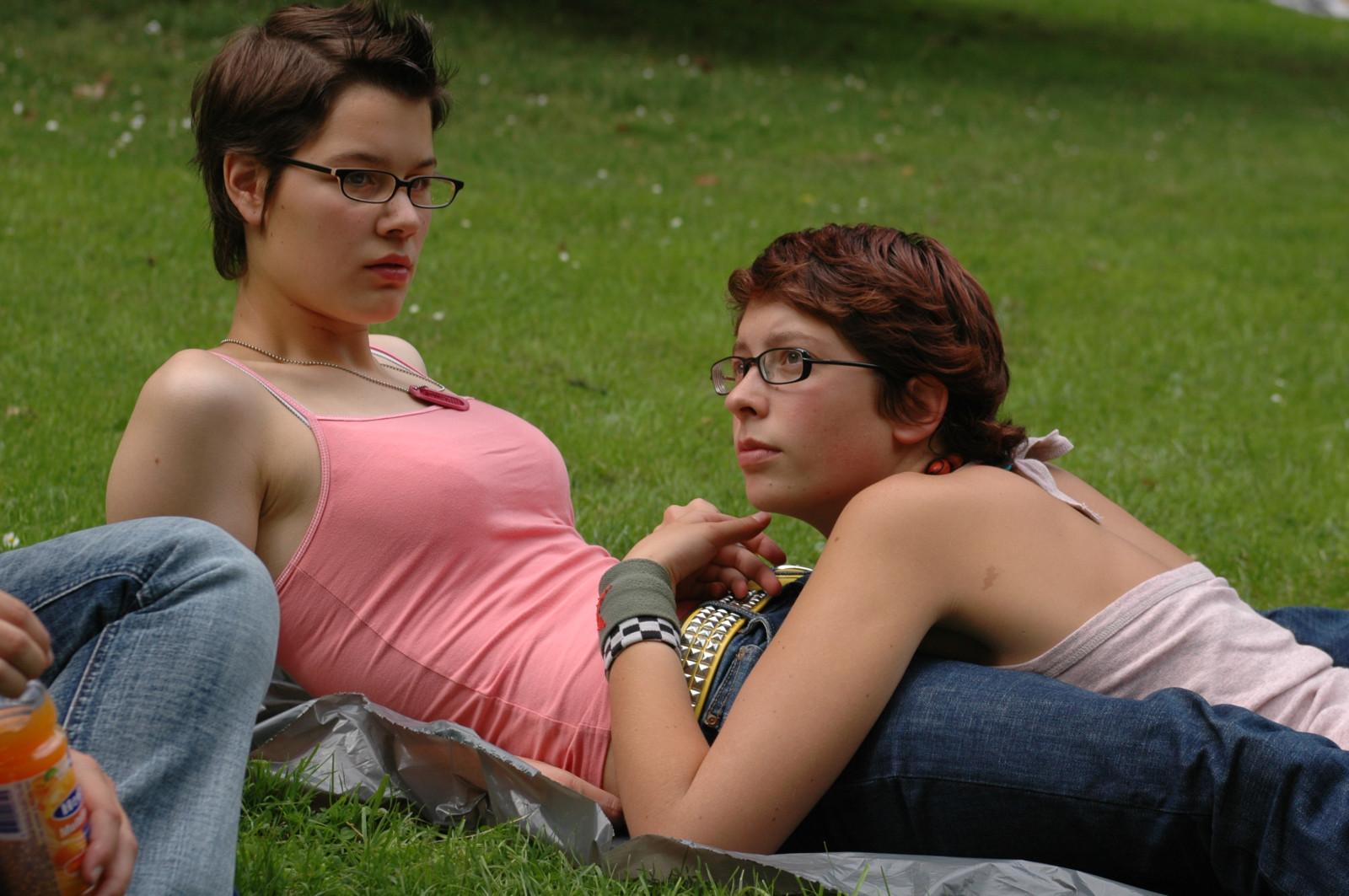 Lesbiennes en vacances