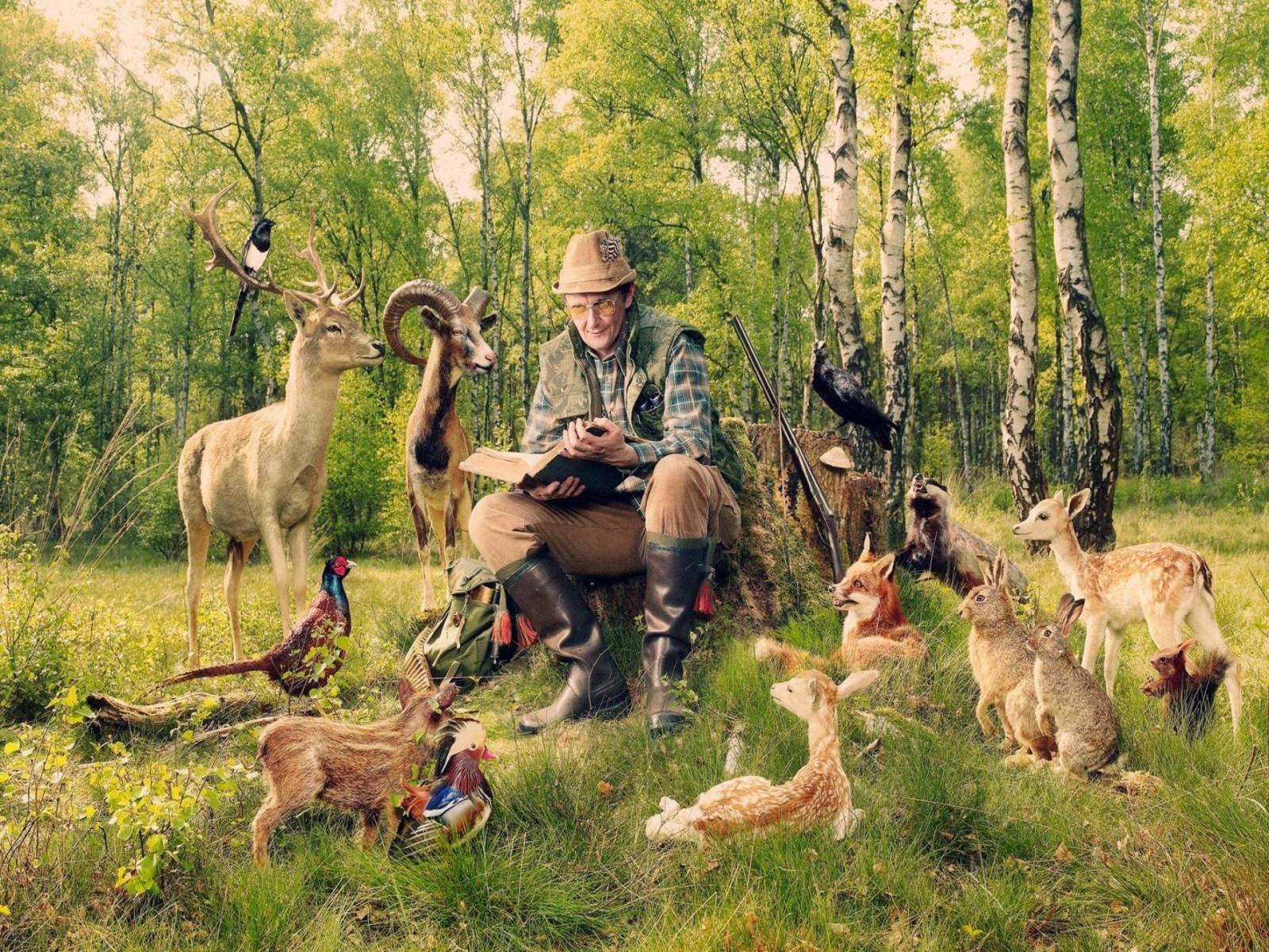 Картинки для фотошопа охотники прикольные, картинки надписью
