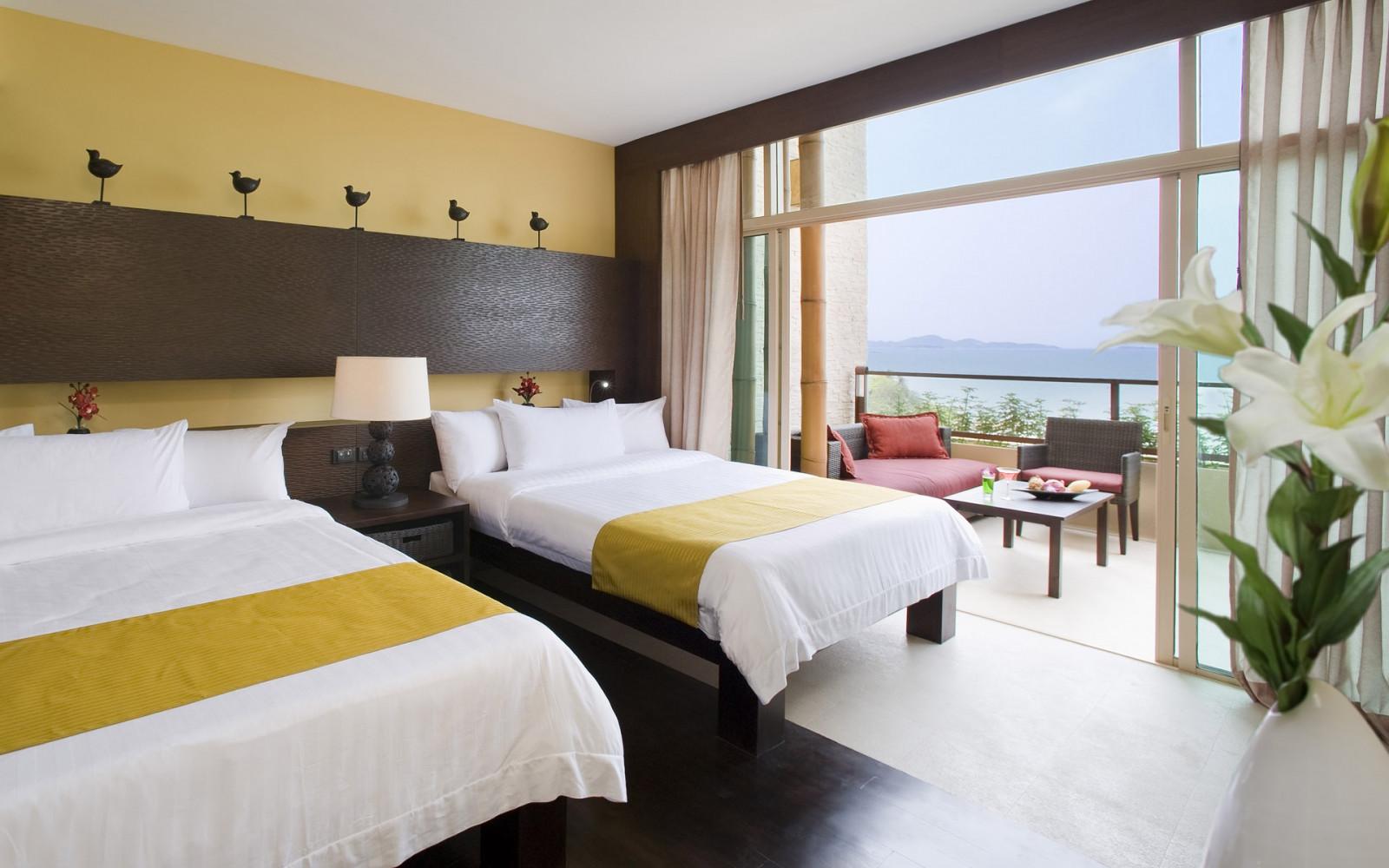 Sfondi : camera, Hotel, moderno, ricorrere, Camera da letto ...