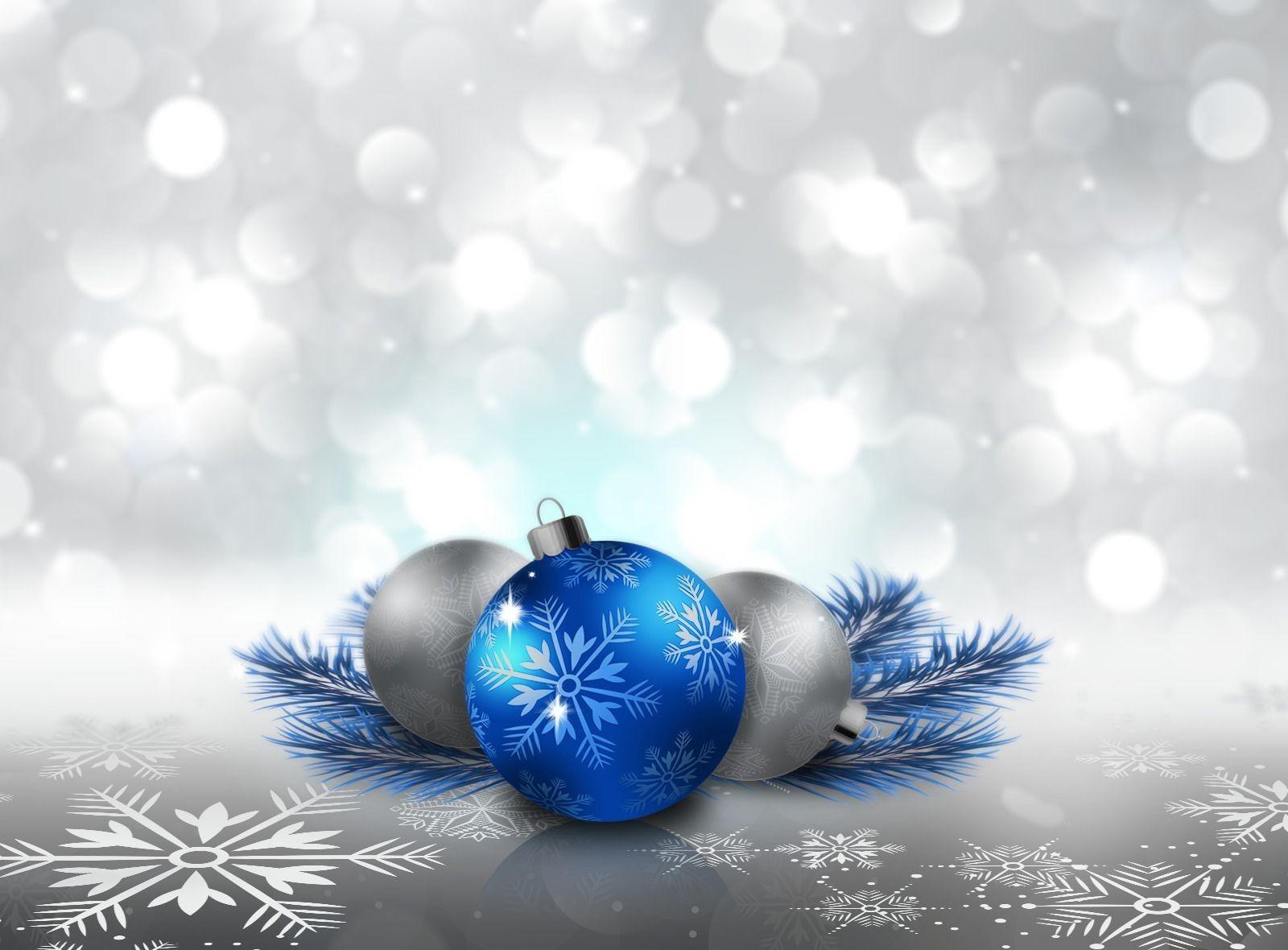 Hintergrundbilder : Kugel, Ast, blau, Kreis, Schneeflocken, Nadeln ...