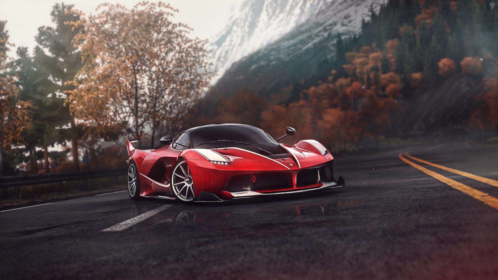 View Ferrari Fxx K Wallpaper Hd 88  Images