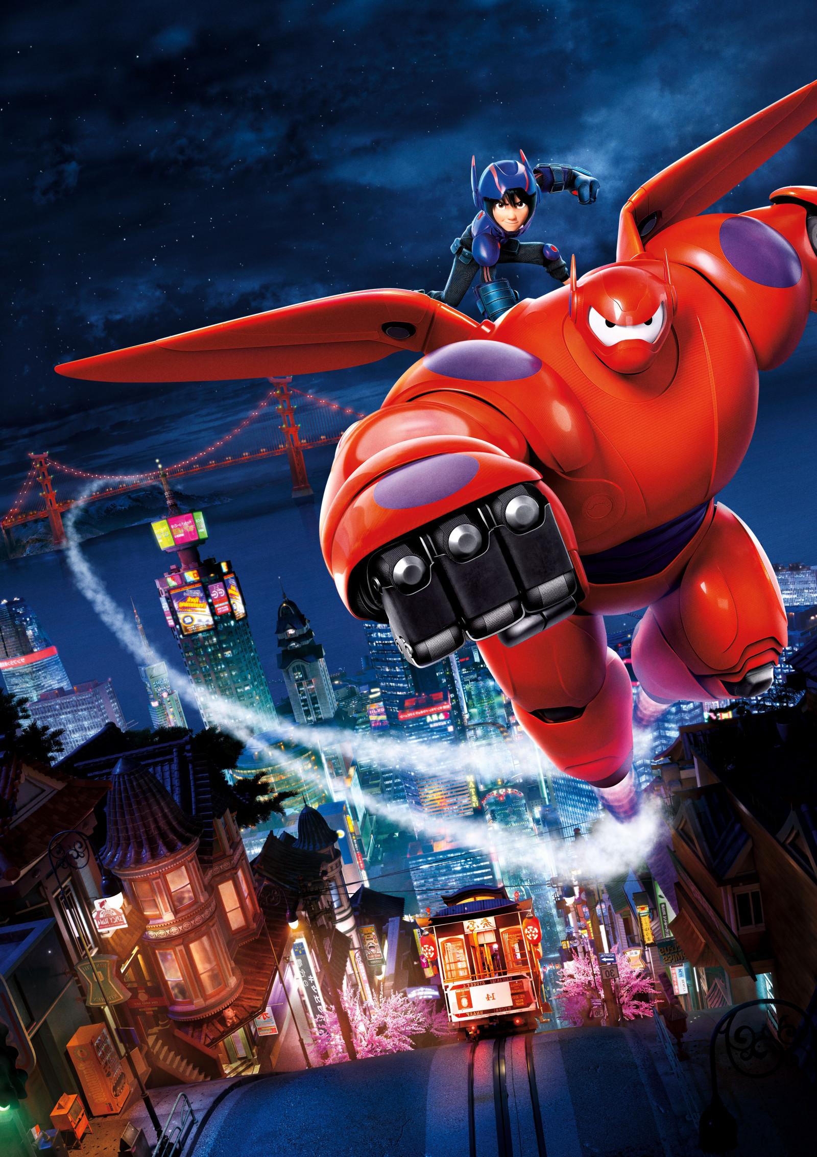 デスクトップ壁紙 図 映画 ベイマックスビッグヒーロー6 おもちゃ