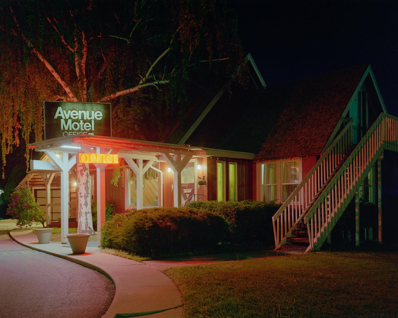 Sfondi notte casa leggero architettura zona residenziale