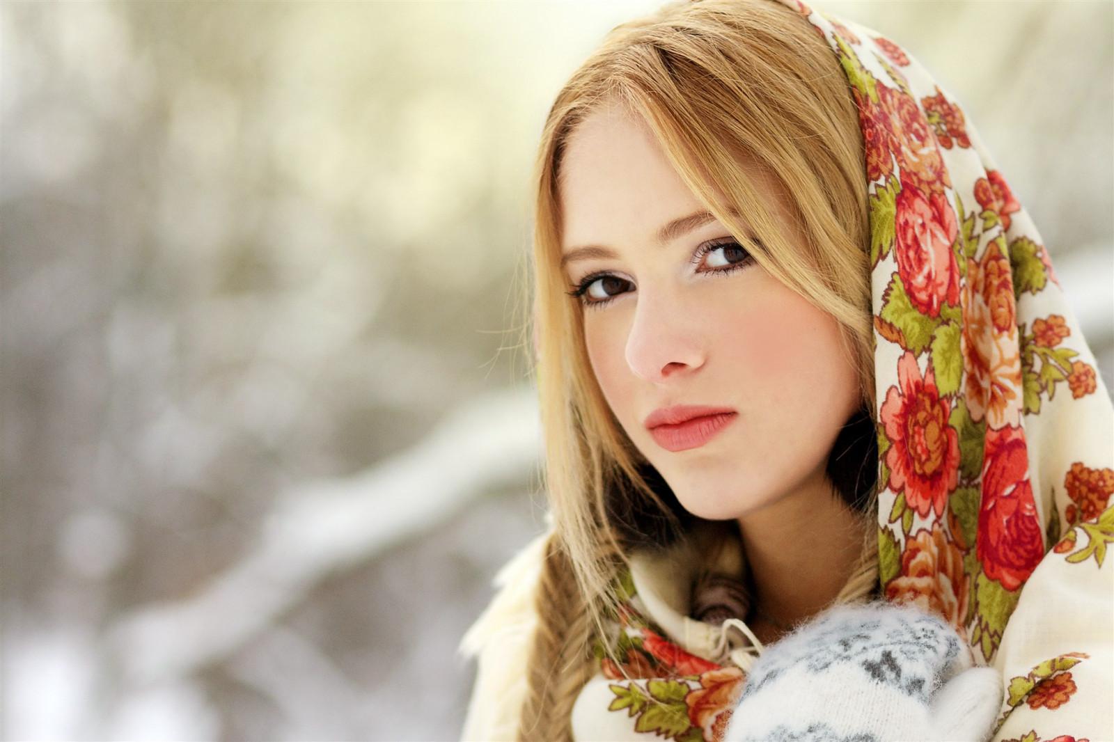 очень славянские девушки самые красивые резко