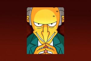 Diario de Almería. Montgomery_Burns_The_Simpsons-106296