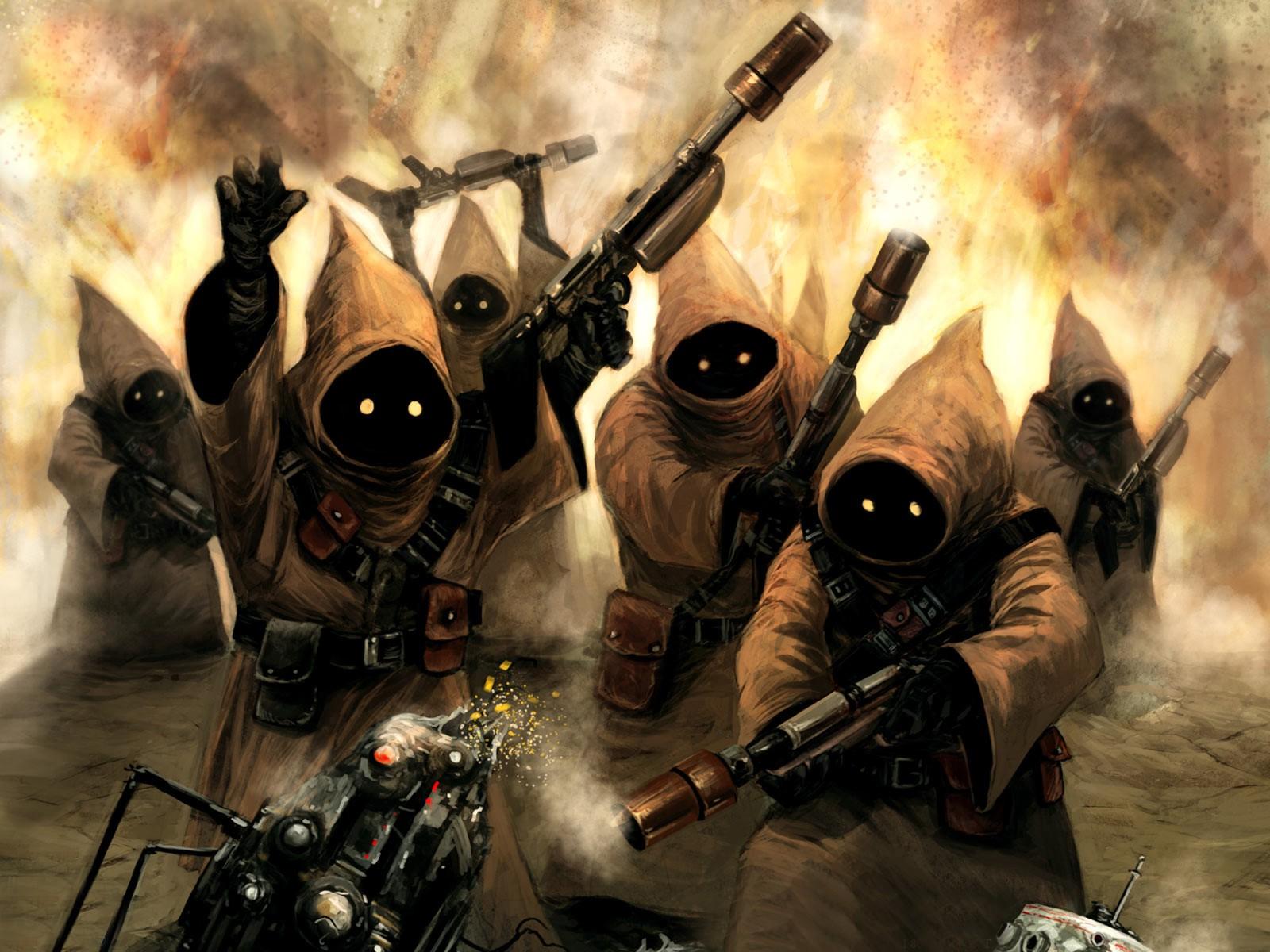 Wallpaper Star Wars Gun War Weapon Soldier Science