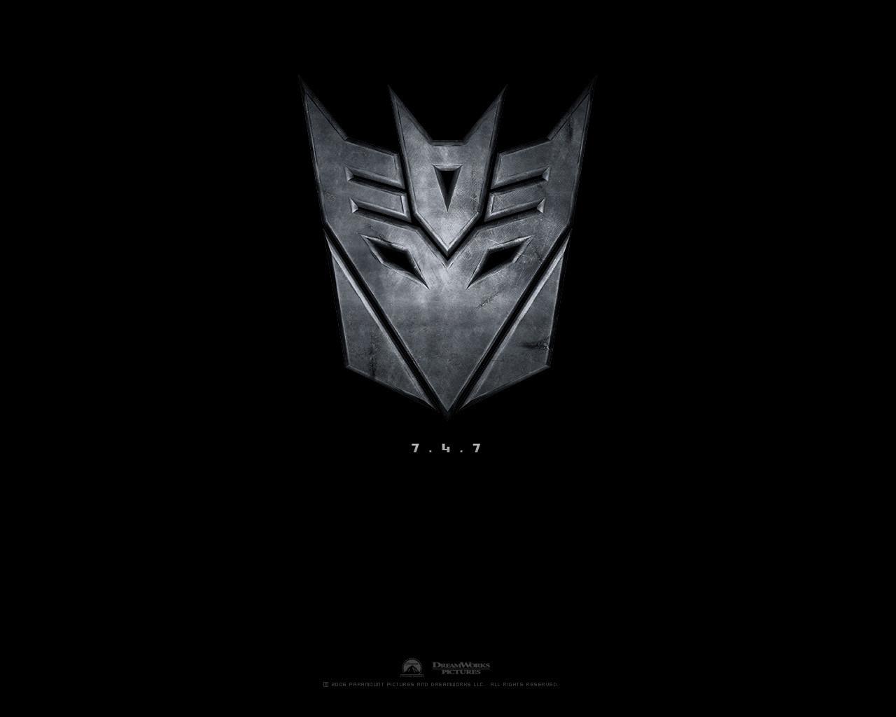wallpaper logo transformers shia labeouf 2007 darkness