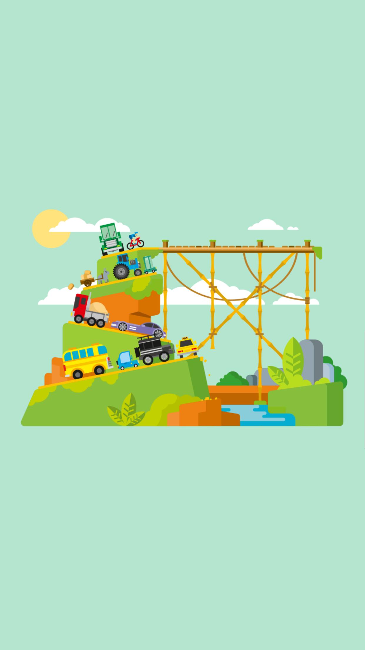 Hintergrundbilder : Illustration, Fahrzeug, Karikatur, Spielplatz ...