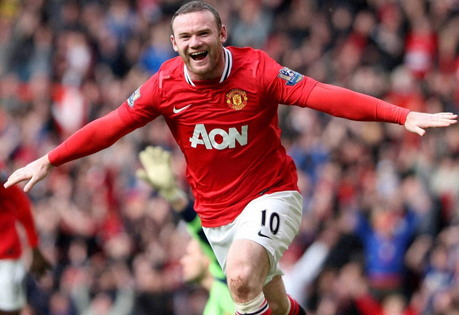 Wallpaper Olahraga Sepak Bola Manchester United Lari