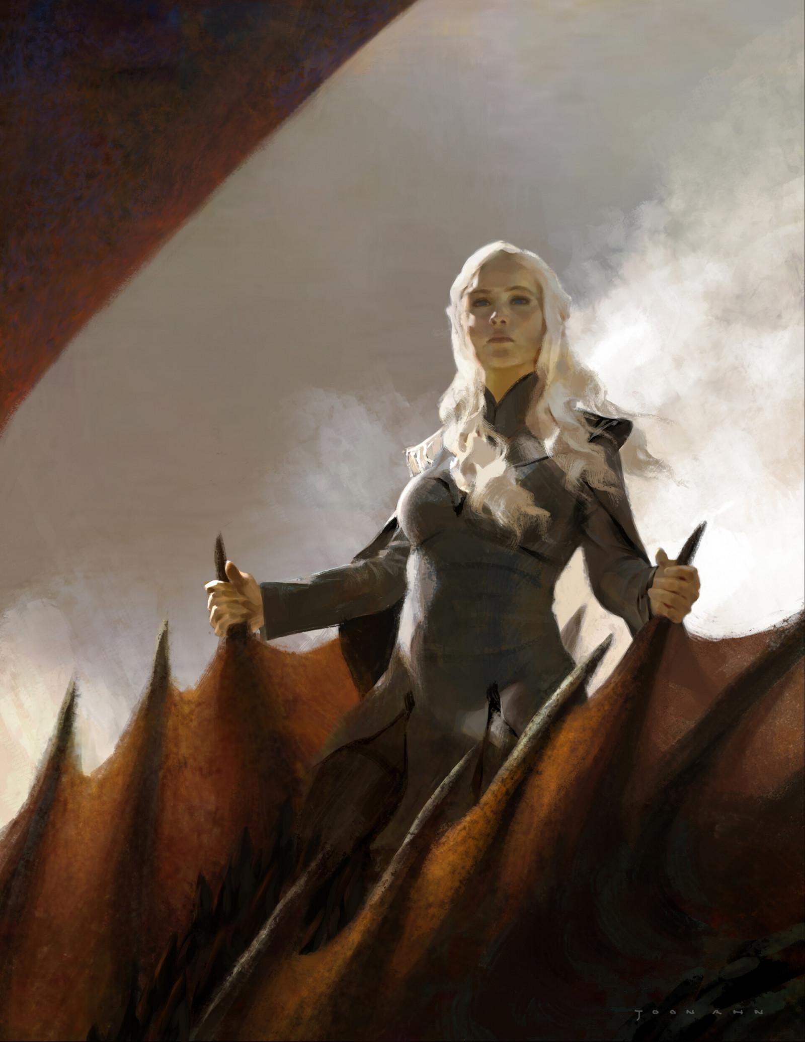 Wallpaper Daenerys Targaryen Game Of Thrones Fan Art Mother