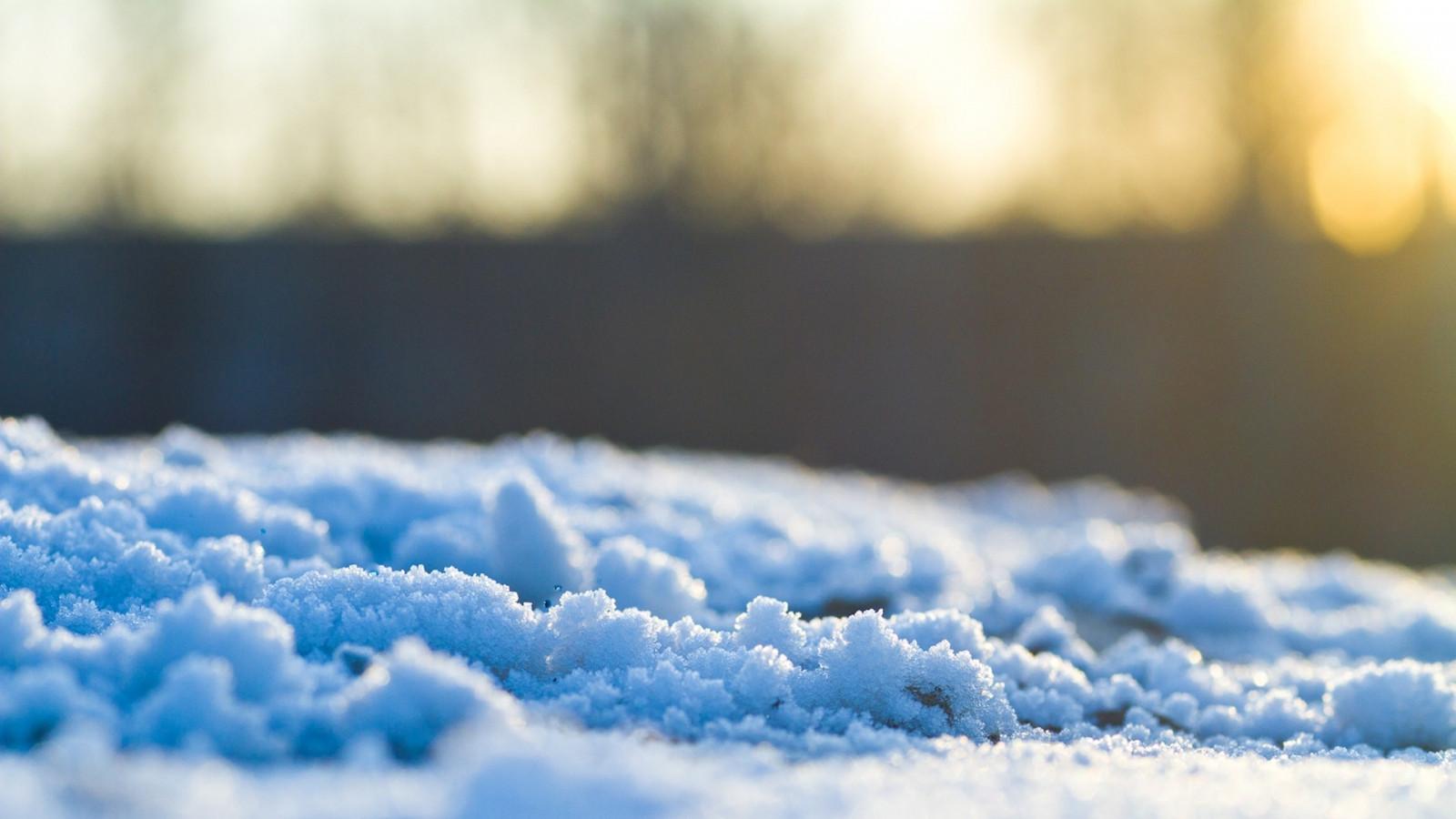 Легкий снег картинка