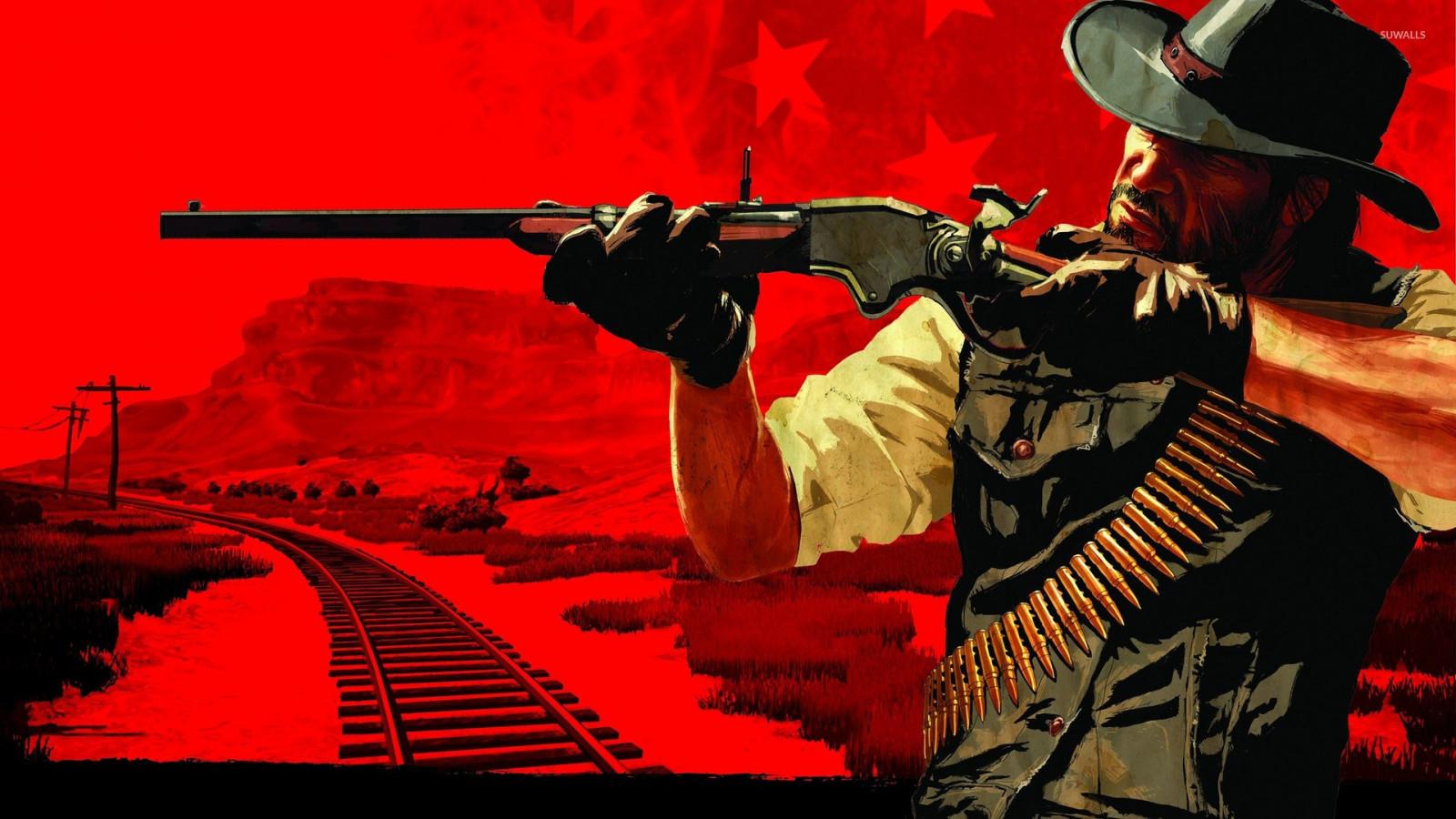 Wallpaper : digital art, Video Game Art, video games, Red ...