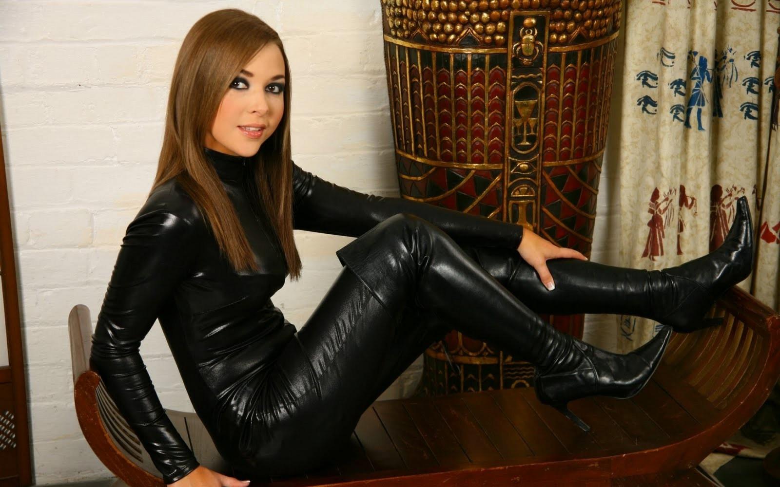 Wallpaper  Pants, Leggings, Tights, Leather, Girl, Leg, Material, Shoe, Footwear -4536