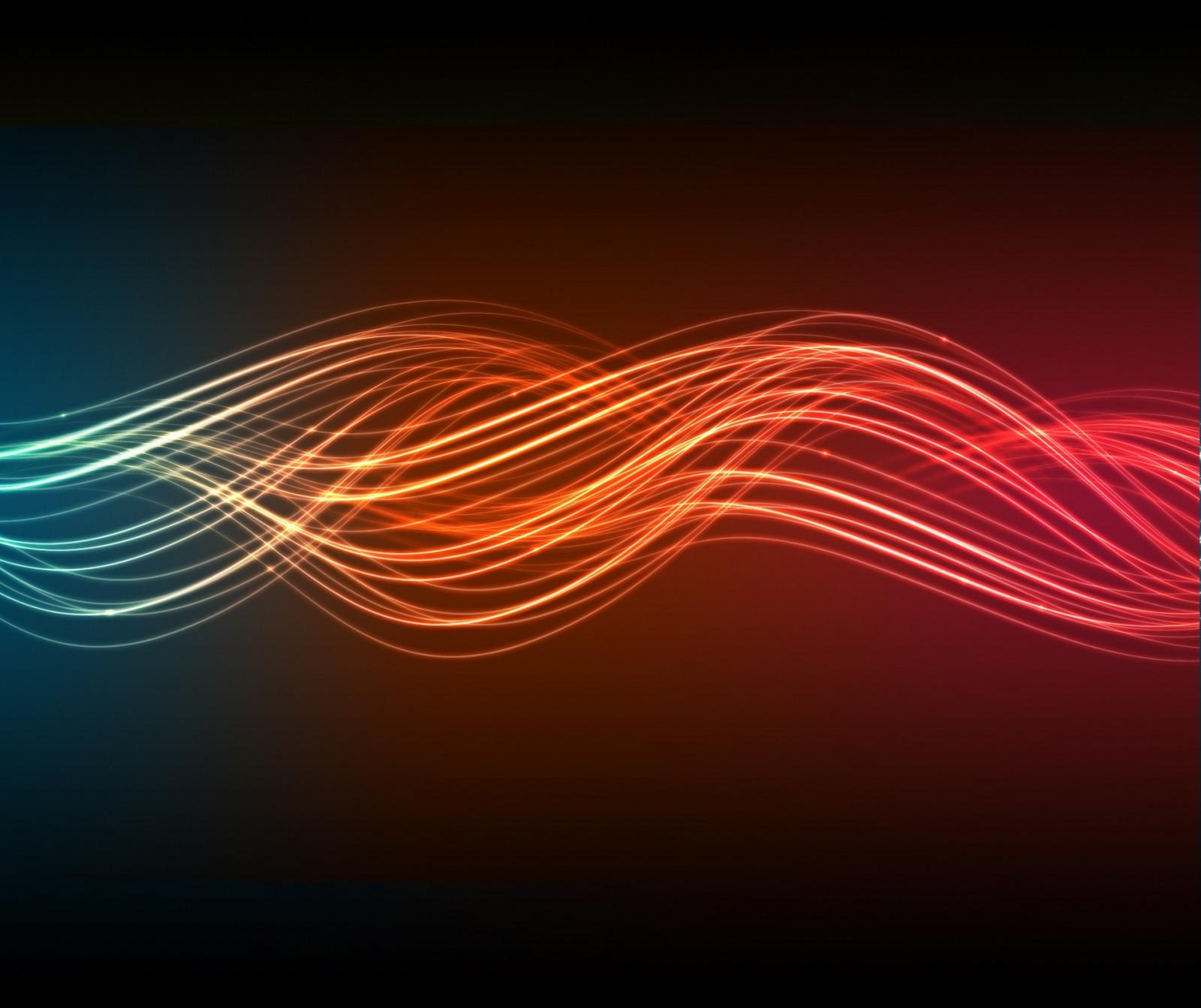 Wallpaper : Abstract, Orange, Spectrum, Light, Line
