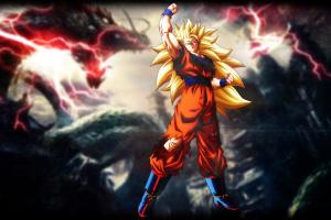 Wallpaper Son Goku Dragon Ball Dragon Ball Z Kai Vegeta