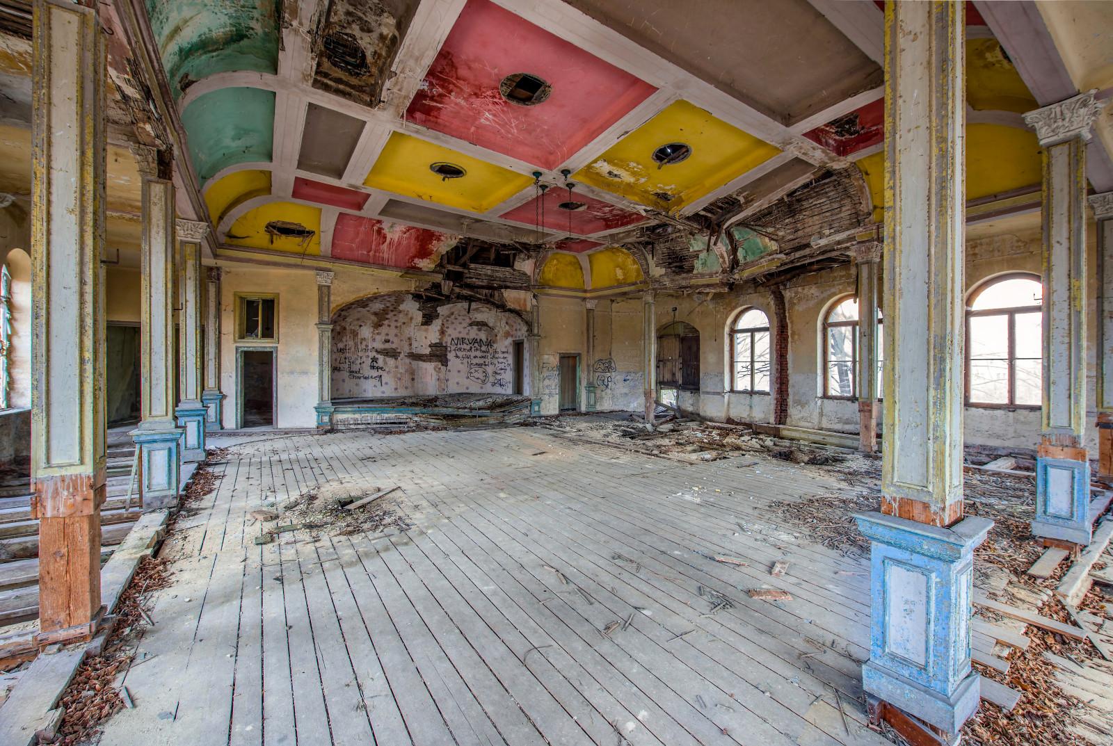 Fondos de pantalla : ventana, arquitectura, edificio, abandonado ...