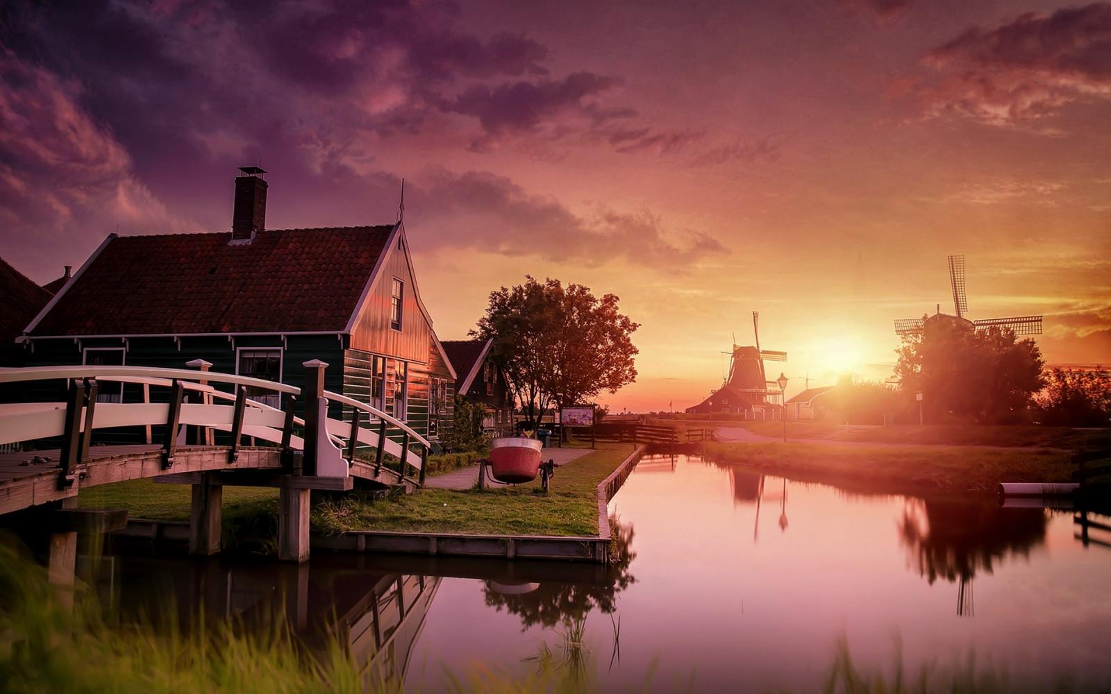 Днем рождения, нидерланды картинки природы