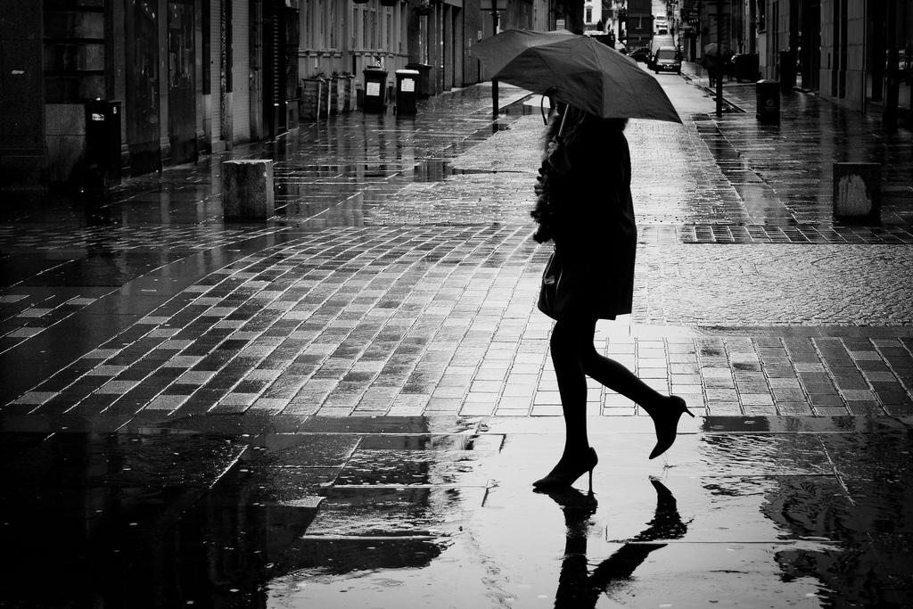 nedves fekete lány