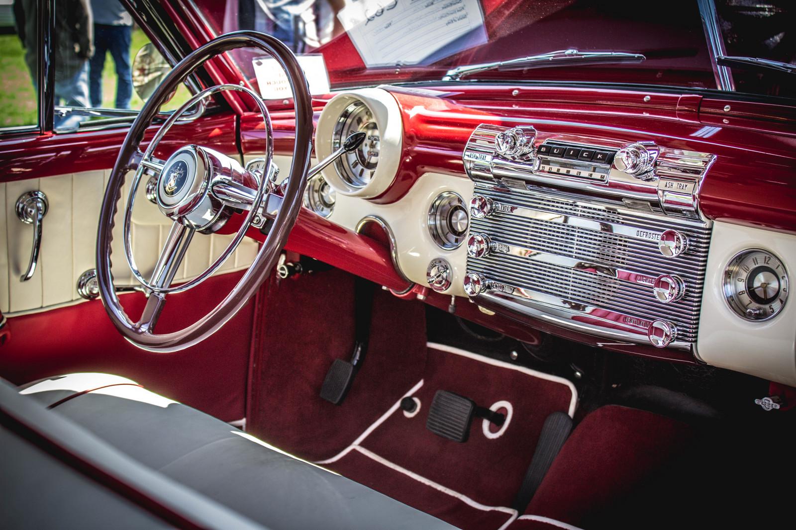 Fond d'écran : voiture, Buick, brillant, Voiture ancienne, Voiture classique, volant, Voiture ...