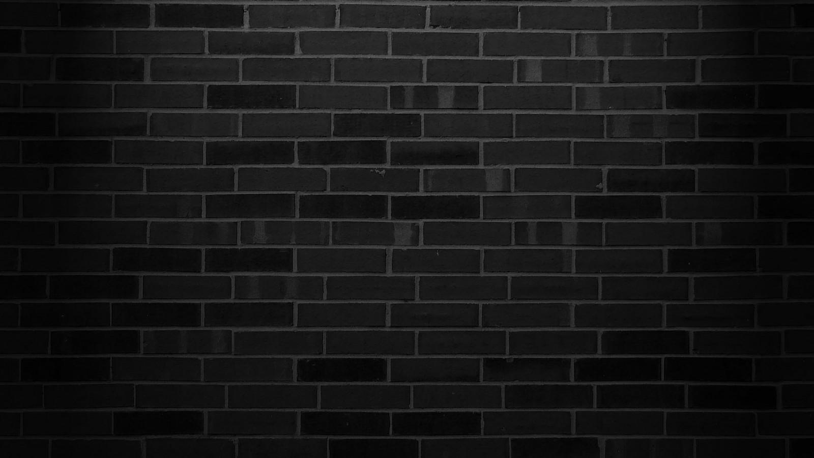 fond d 39 cran noir monochrome minimalisme mur briques mod le texture cercle tuile. Black Bedroom Furniture Sets. Home Design Ideas