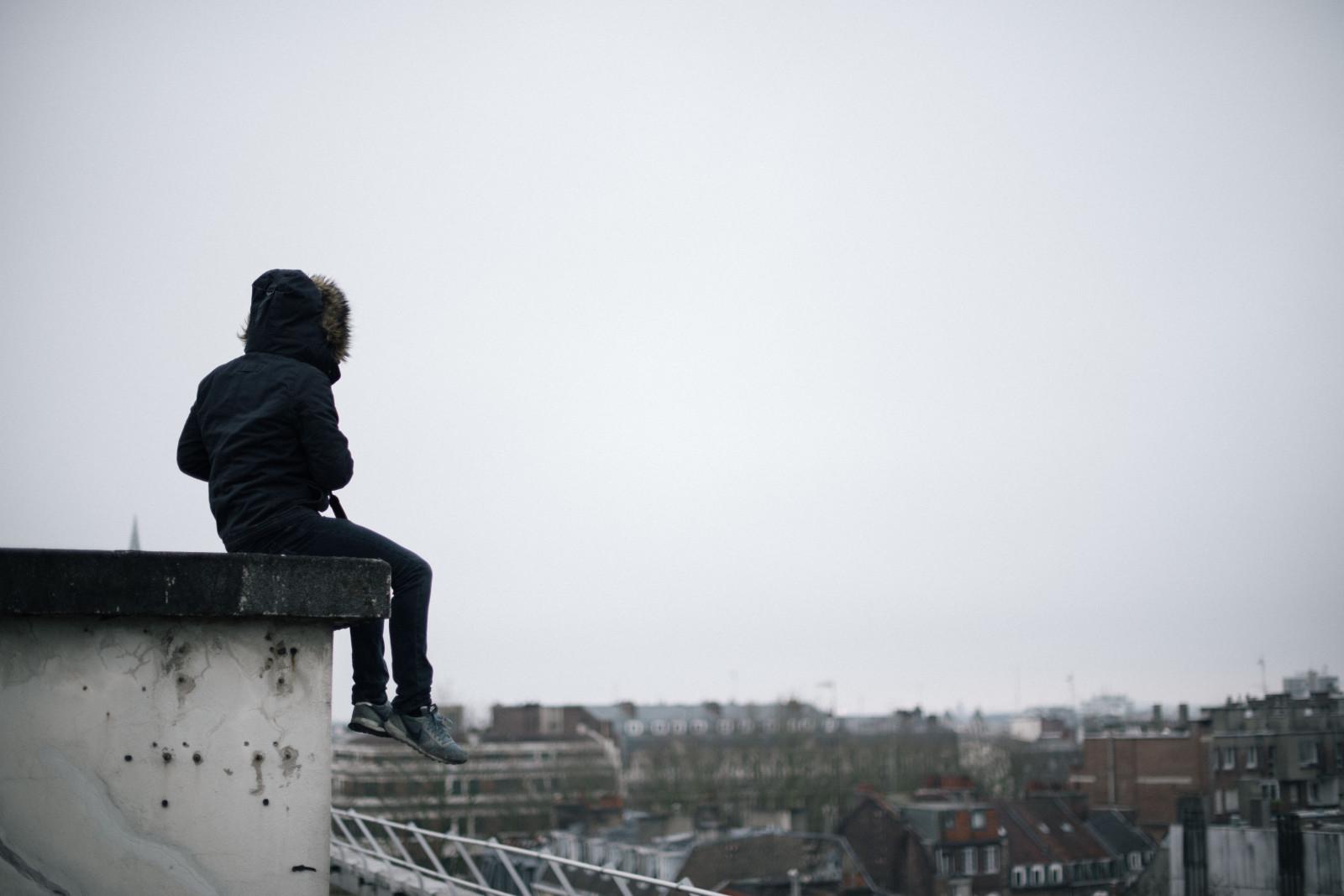 Крутые картинки одиночество, камня