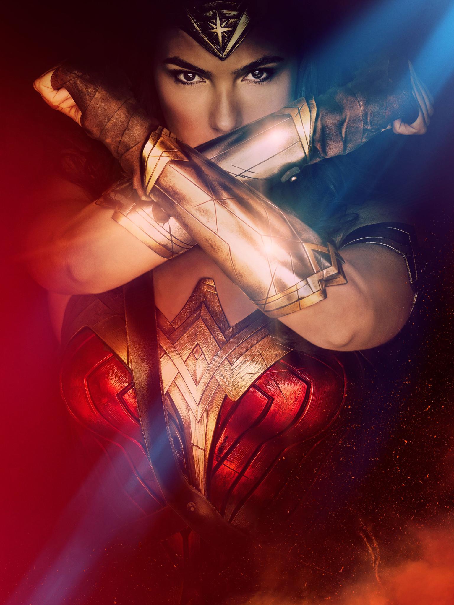 Wallpaper Wonder Woman Dc Comics Diana Gal Gadot