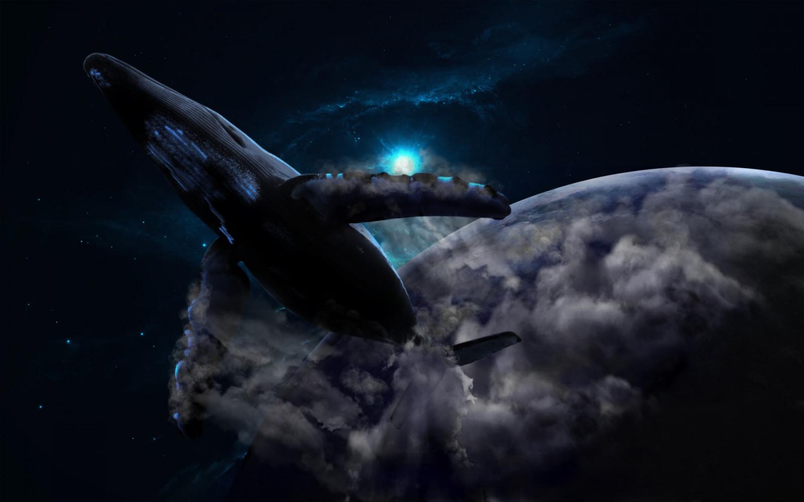 тогда пришелся космос и киты картинки на рабочий стол менее этот