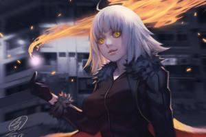 Hình nền : chuby mi, Fate Series, Fate Grand Order, Jeanne