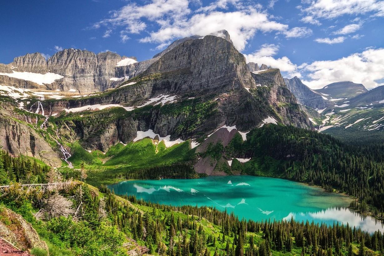 Fondo De Pantalla Paisaje Montañas Nevada: Fondos De Pantalla : Árboles, Paisaje, Bosque, Montañas