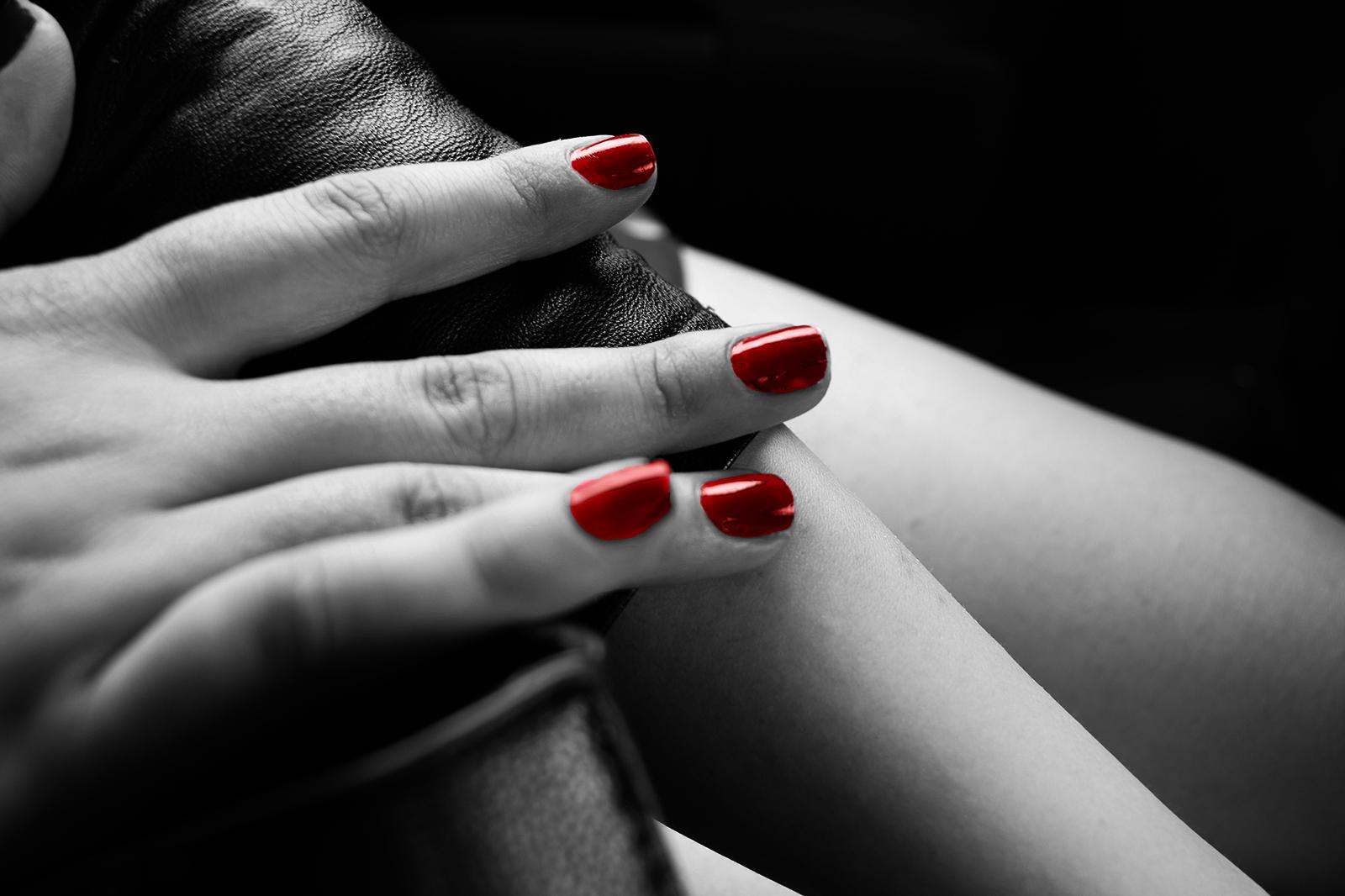 Wallpaper : red, nails, joint, blackandwhite, bw, woman, finger, lip ...