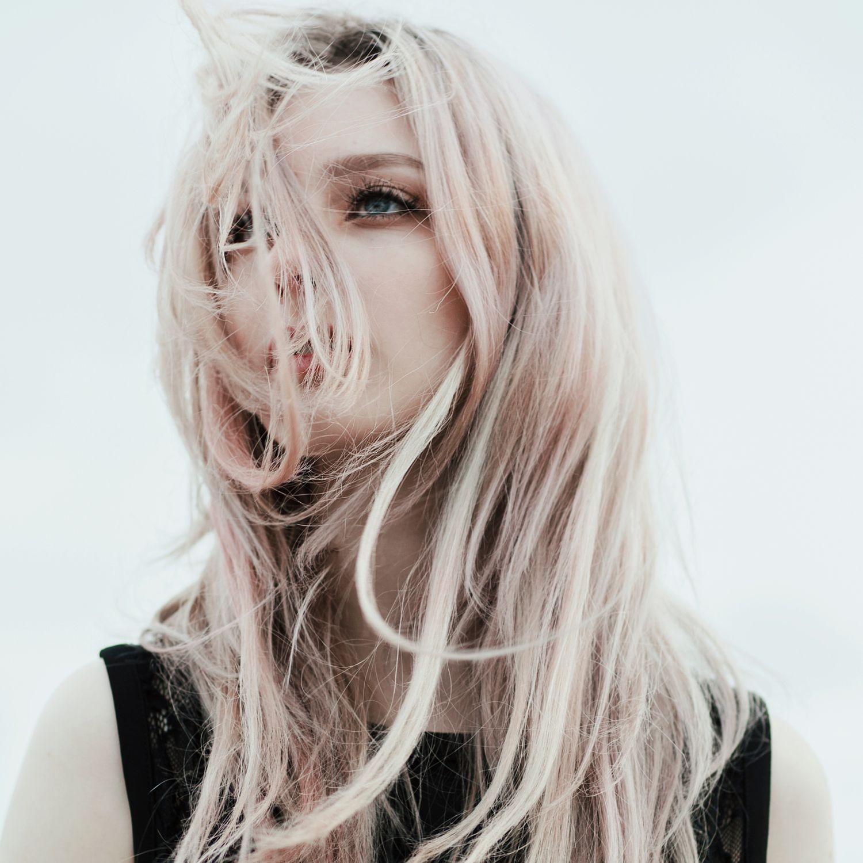 Super Achtergronden : vrouw, model-, blond, lang haar, stijl haar, haar HP-05