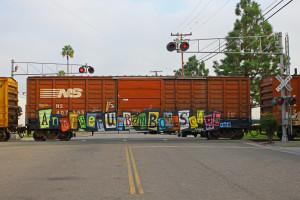 Sfondi veicolo treno graffiti arte di strada carico - Riscatto casa popolare ...