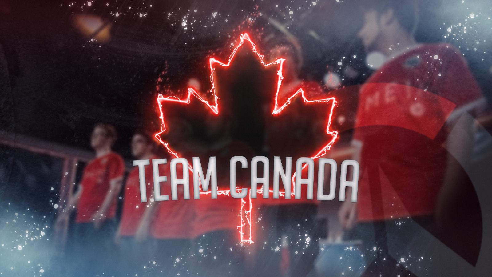 Esport Wallpaper Android: Wallpaper : Overwatch, Team Canada, OWWC, Esport 2560x1440