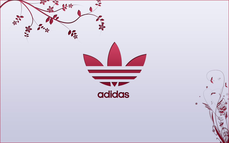 Fondos De Pantalla 1440x900 Px Adidas Flores Logo Vector