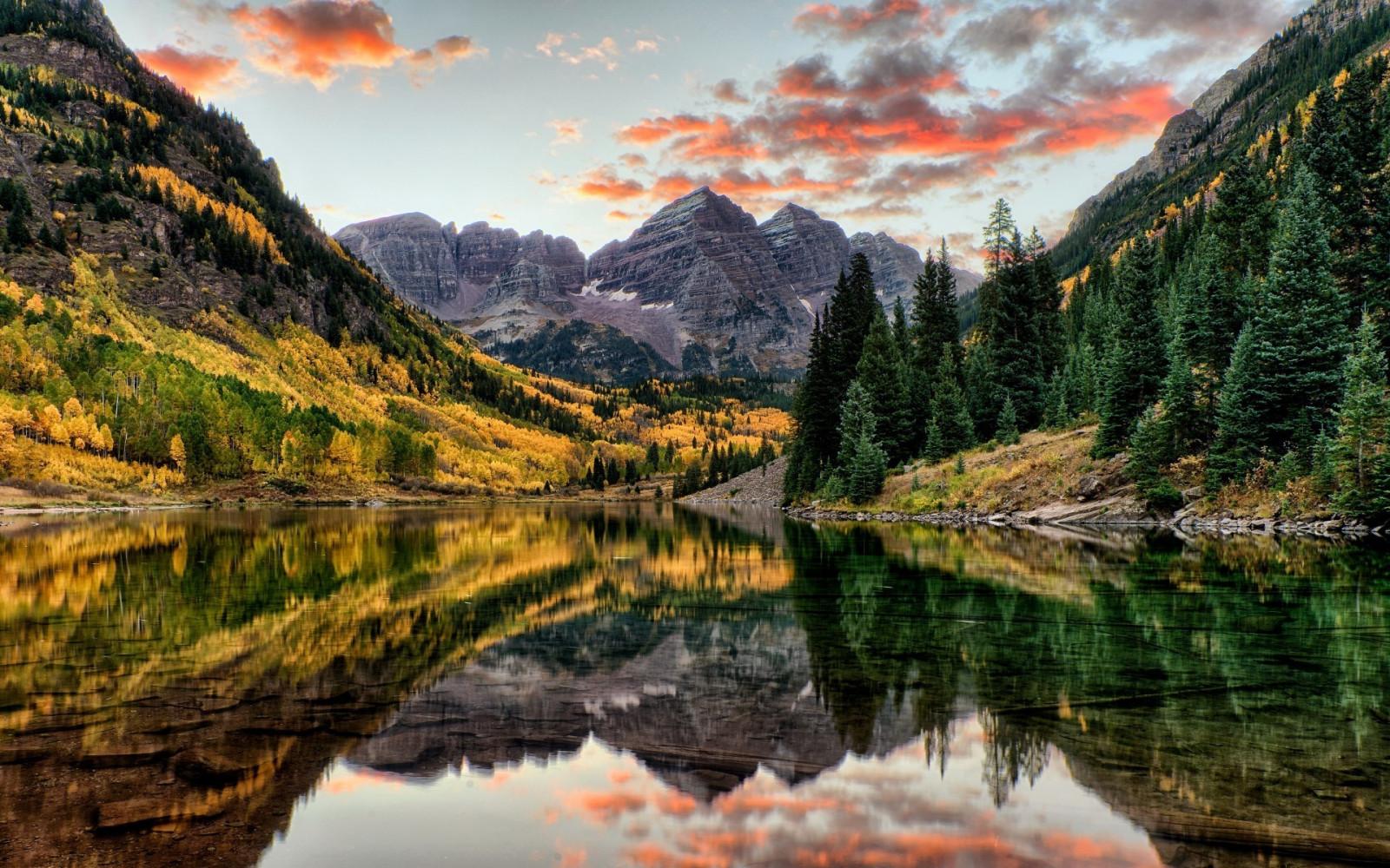Красивые открытки и фото природа