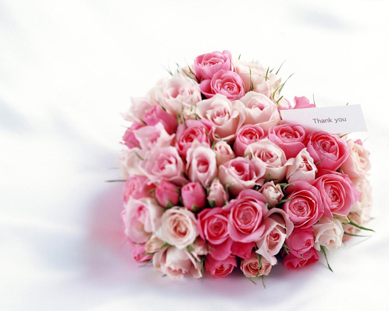 デスクトップ壁紙 フラワーズ バレンタイン デー ピンク