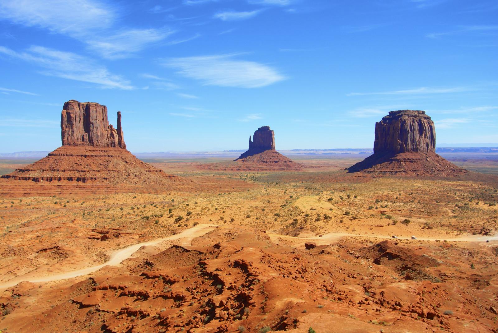 Wüste In Amerika