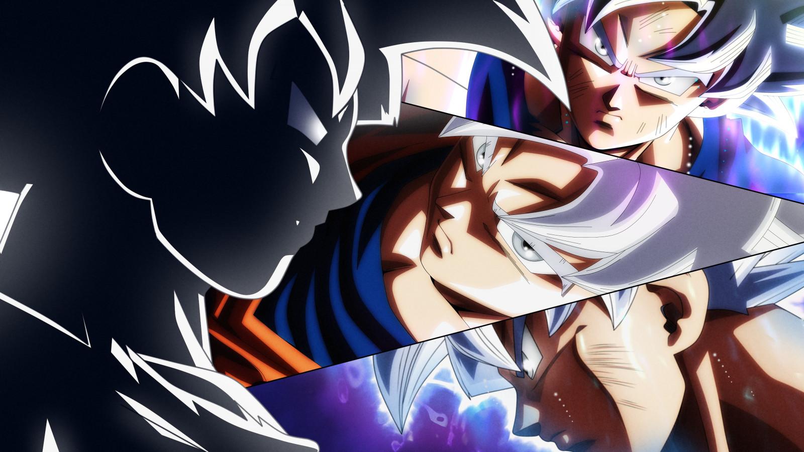 Wallpaper Dragon Ball Dragon Ball Super Ultra Instinct