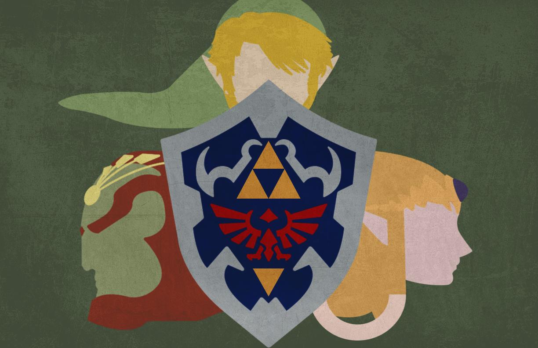 Wallpaper : Triforce, The Legend of Zelda, Ganondorf, Link, Princess