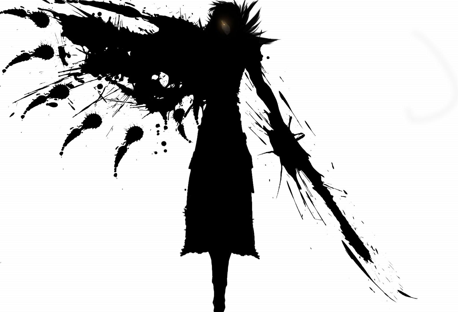 Sfondi disegno illustrazione ali arma silhouette