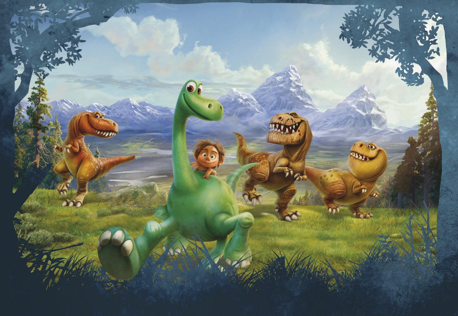 динозавры дисней картинки