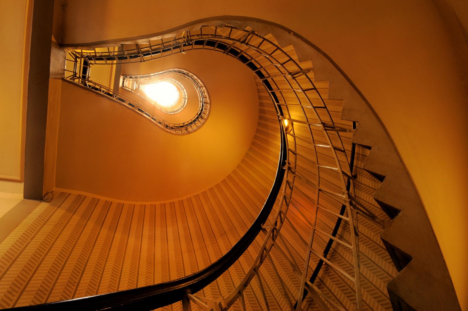 другой лестницы круг фото чем