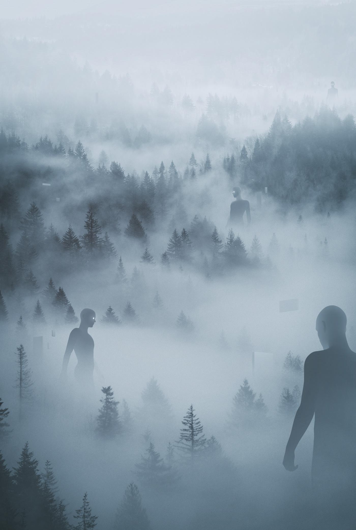 картинки все как в тумане маркой