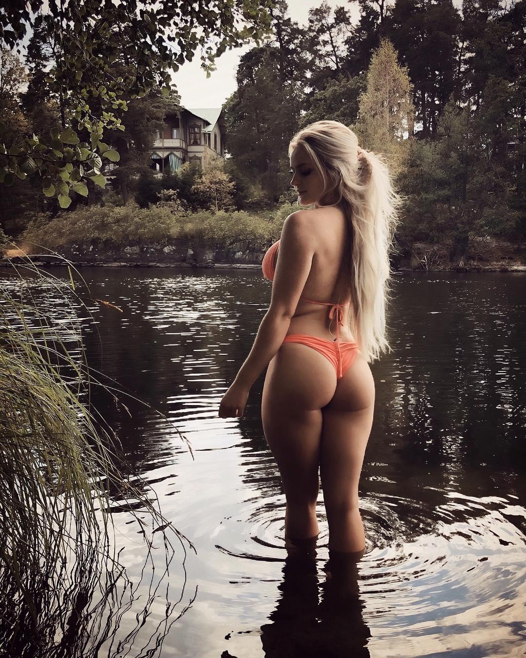 Bikini anna nystrom anna nystrom