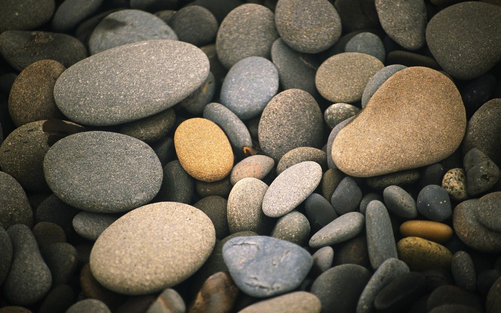 Wallpaper Batu Alam Kerikil Skema Batu Besar Bahan