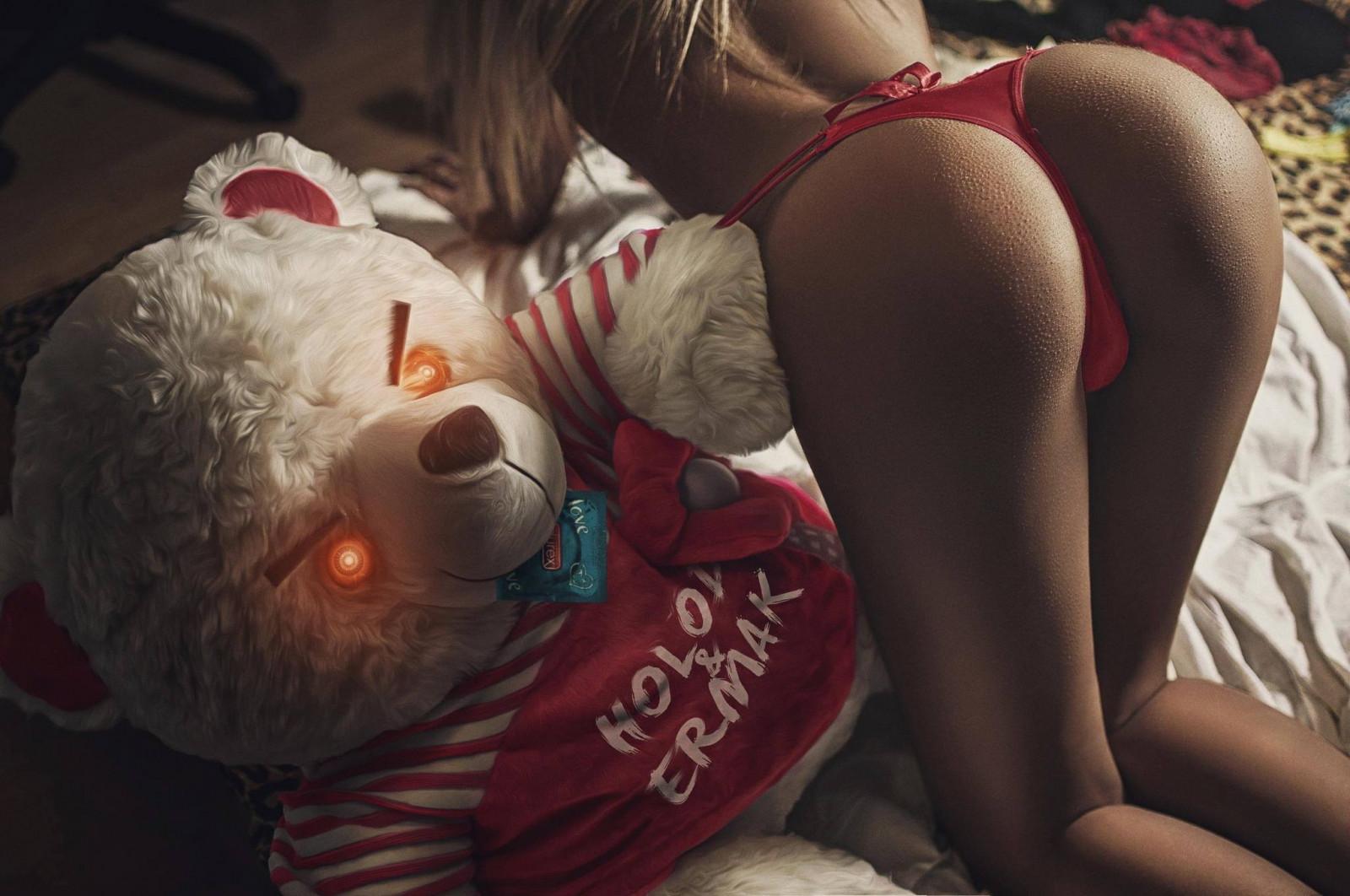 Эротическое фото с игрушками бесплатно, Секс с фаллоимитатором, порно фото девушек 13 фотография