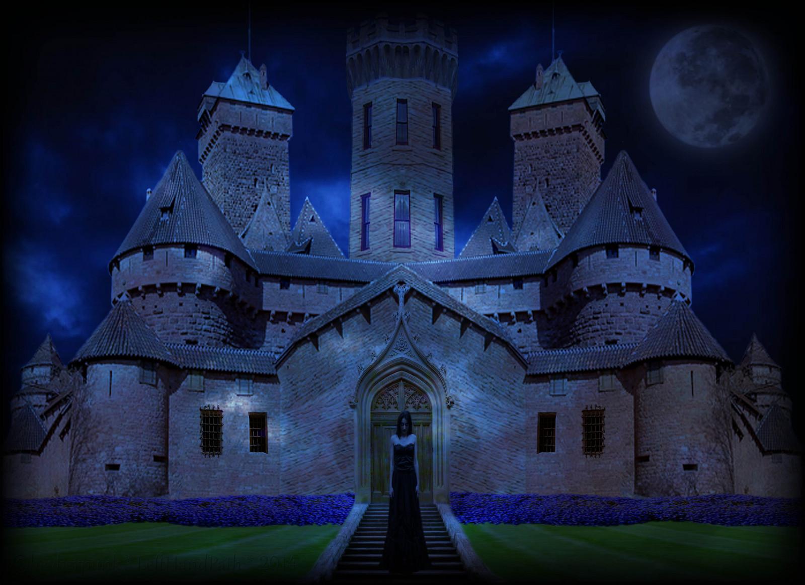 hintergrundbilder schwarz nacht die architektur geb ude gras lila symmetrie surreal. Black Bedroom Furniture Sets. Home Design Ideas