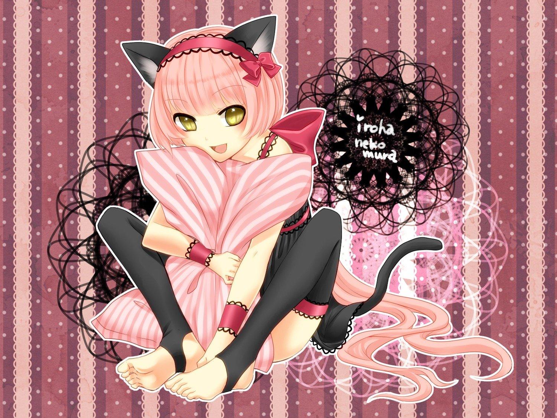Anime Tier Mädchen