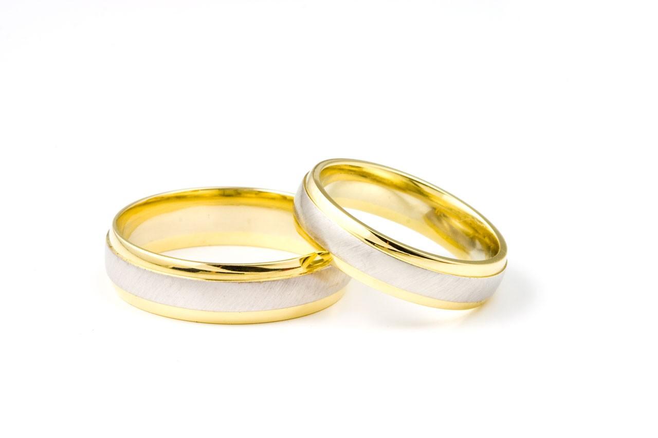 Sfondi Bianca Giallo Metallo Gioielli Oro Anelli Di