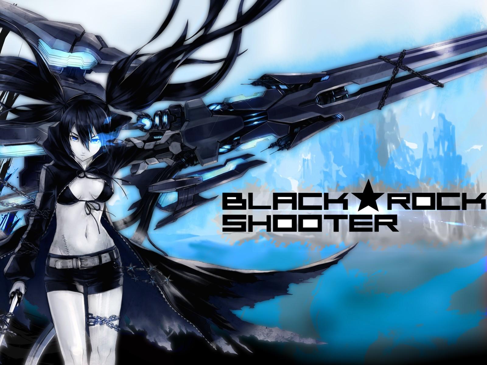 Unduh 600+ Wallpaper Black Rock Shooter HD